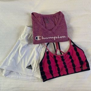 Champion & Adidas Bundle